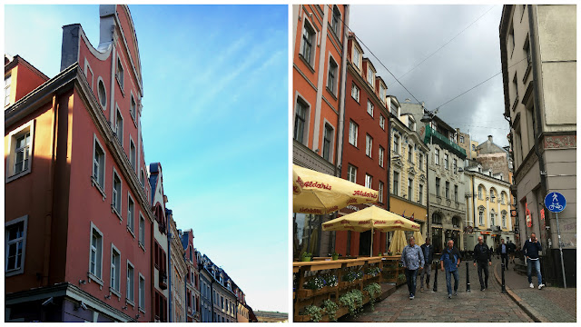 A weekend in Riga, Latvia