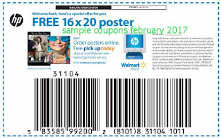 Walmart coupons february 2017