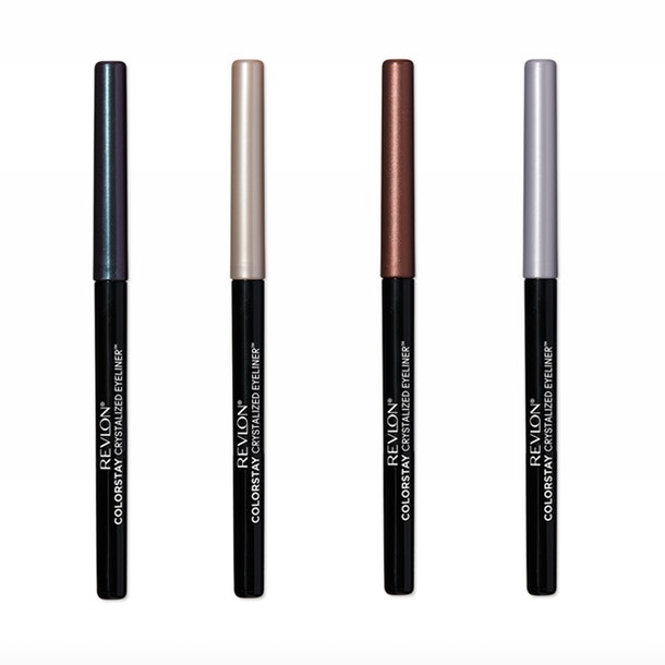 42a903dd2d0 Crystal Aura Crystalized Eye Liner ($8.99): Edgy, metallic color—every time  you blink! Available in four shades. Nothing spices up a basic eye look  like a ...