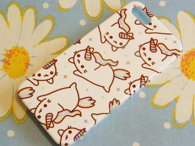 Caticorn Phone Case, Caticorn, Unicorn Cat, Cat Unicorn, Kawaii,