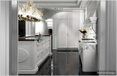 Classic Kitchen Decorations for Luxury Homes 10