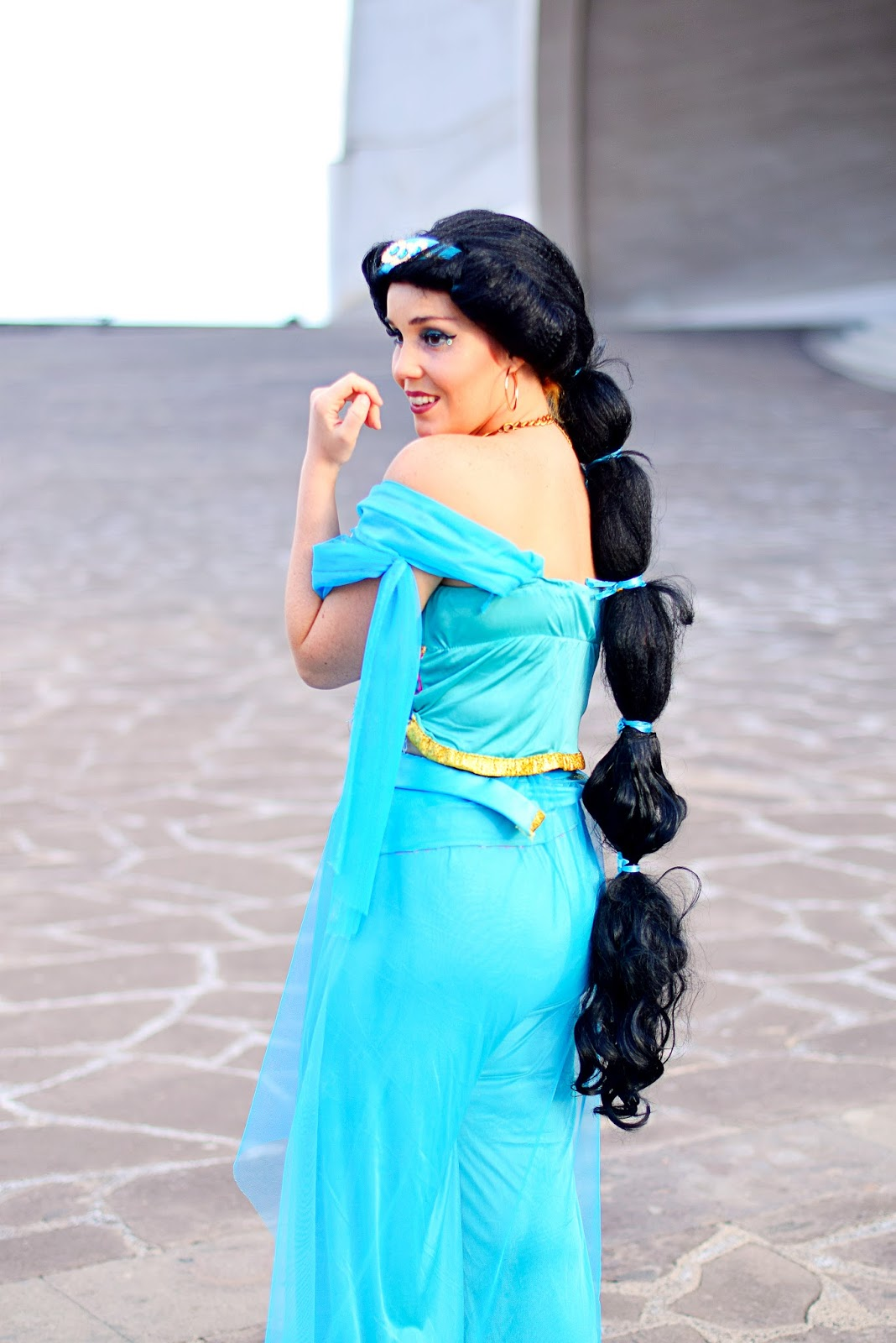 nery hdez, carnaval de tenerife, jasmine costume, jasmine cosplay, disfraz de la princesa jasmin,