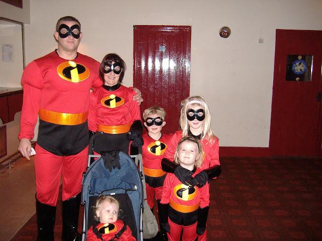 Hexmum blog family