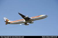 Airbus A340 / EC-IHH