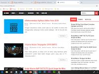 Menghilangkan Tampilan Nomor & Merubah Warna Background Widget Popular Posts-[Memodifikasi Template Evo Magz Milik Mas Sugeng]