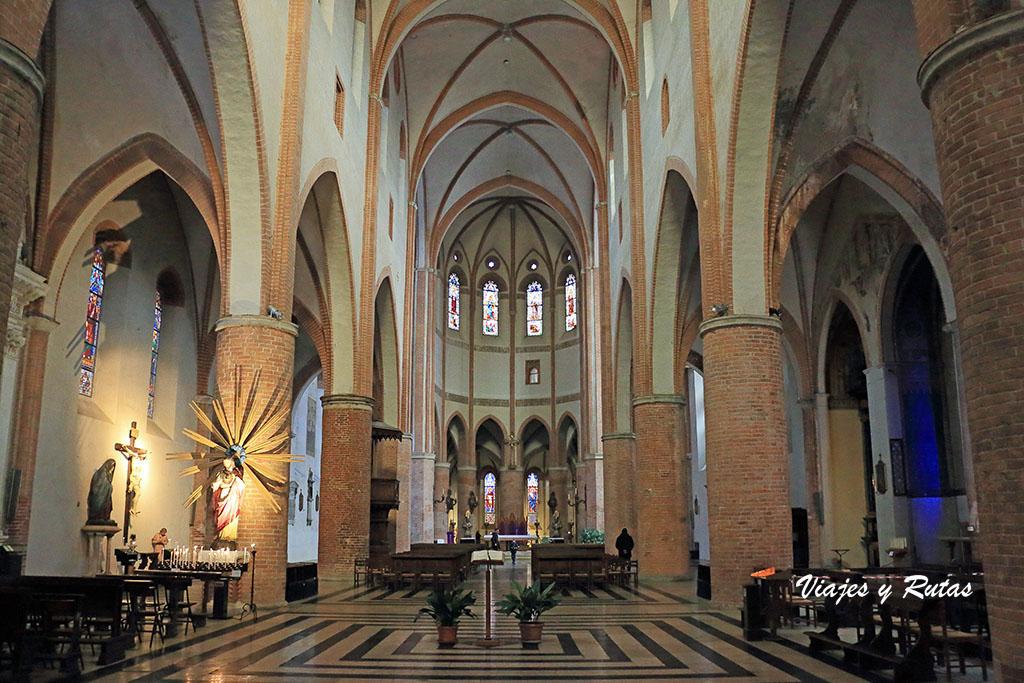 Iglesia de San Francesco de Piacenza