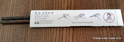 Wu Chow chopsticks