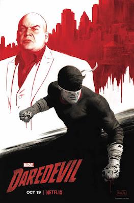Daredevil Season 3 Poster 1