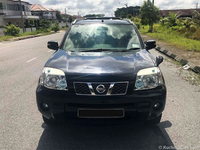 Nissan X-Trail 4WD
