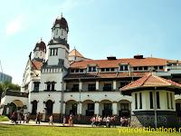 LAWANG SEWU Historical Building