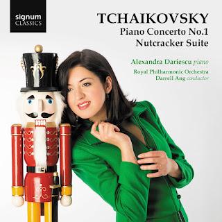 Alexandra Dariescu - Tchaikovsky - Signum Classics