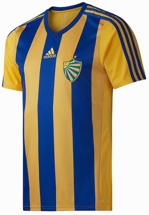 bfc4e0aa6a Adidas divulga camisa titular do EC Pelotas - Show de Camisas