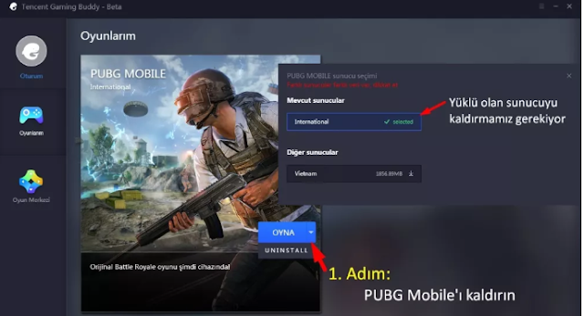 Cara Mengatasi Download Failed Because The Resources Could Not Be Found PUBG Mobile