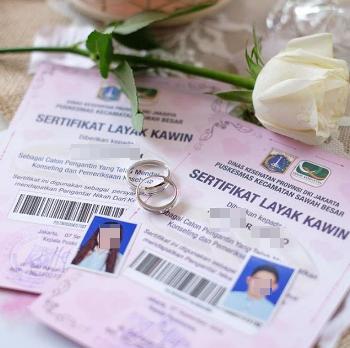 Wajib Punya Akta Layak Kawin Bagi Pasangan Yang Akan Nikah, Apa Itu?