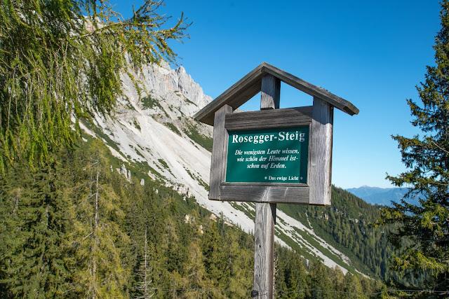 5-Hüttenweg und Jungfrauensteig  Wandern in Ramsau am Dachstein 04