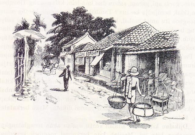 Pasar Tempo dahulu