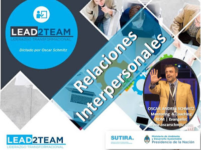 Relaciones Interpersonales #Lead2Team