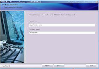 Jaya Perkasa - cara instalasi software pabx panasonic di denpasar bali