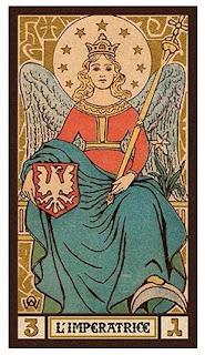 Golden Wirth Tarot 2