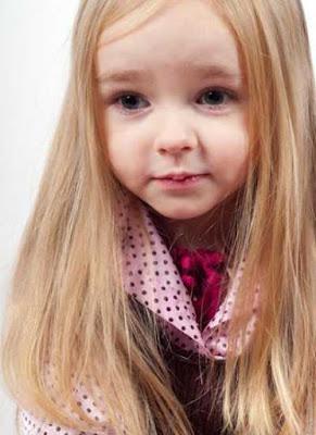 40 Model Rambut Cantik Untuk Anak Perempuan  2311abe5de