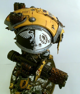 40k Imperial Knight Errant - Right shoulder