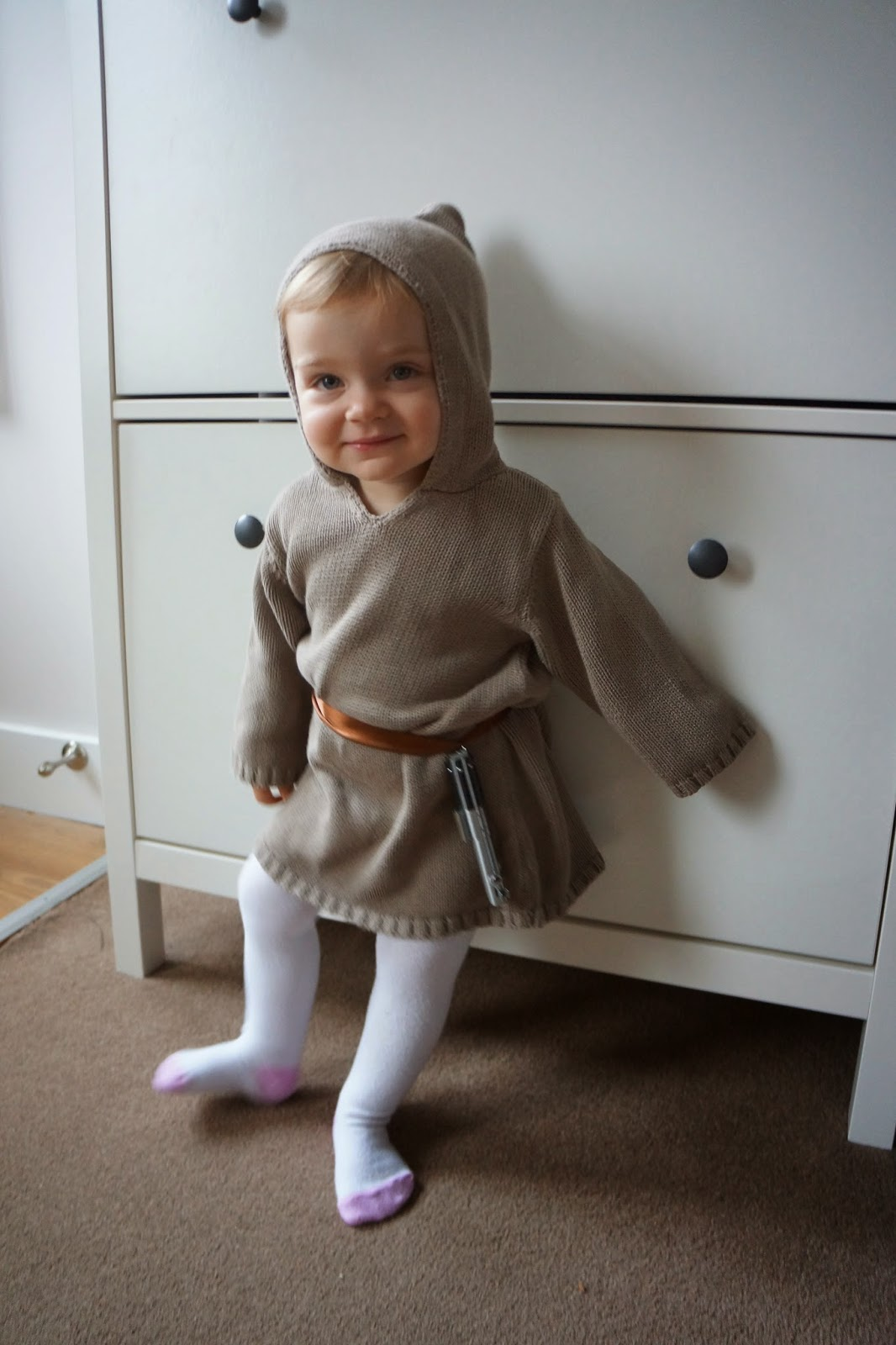 luke skywalker halloween costume baby jedi