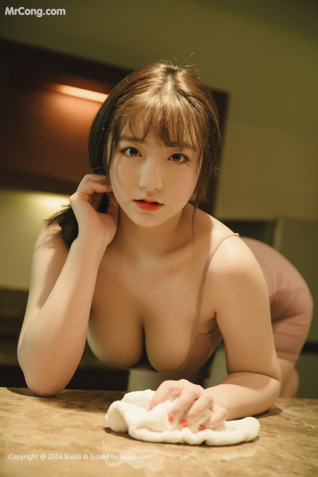 Image Tukmo-Vol.114-Mang-Guo-milk-MrCong.com-005 in post Tukmo Vol.114: Người mẫu Mang Guo (芒果milk) (40 ảnh)