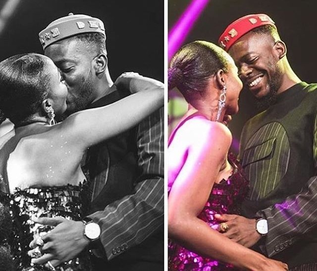 Simi is pregnant for Adekunle