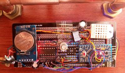 Montaje Reloj Cromático Arduino