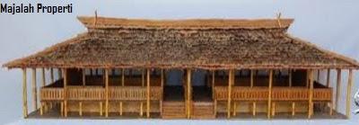 Desain Bentuk Rumah Adat Ambon dan Penjelasannya, Provinsis Maluku