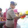 Kapolda Sulsel, Pimpim Upacara Tabur Bunga di HUT Bhayangkara ke 72