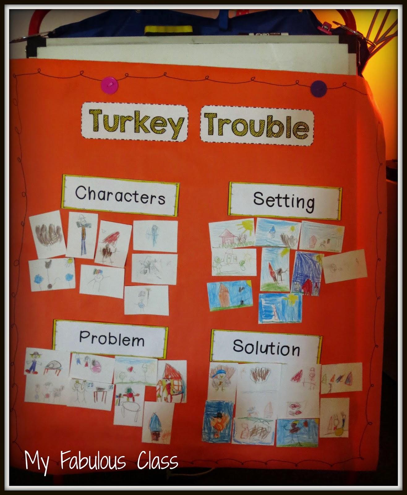 My Fabulous Class Thanksgiving Fun