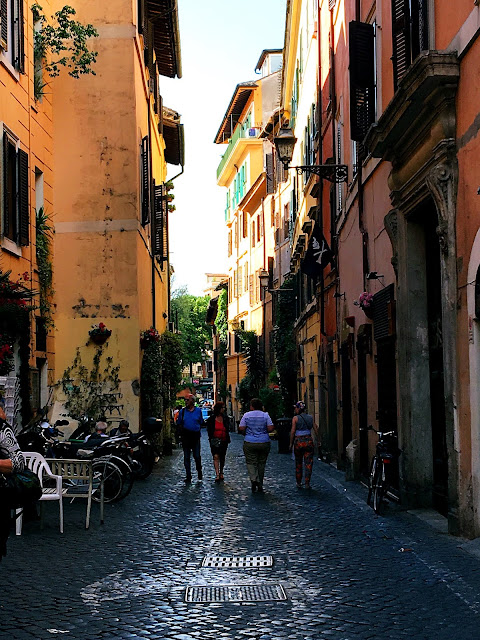 Rome-streets