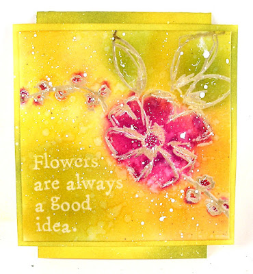 Dina Wakely Stamps - Good Ideas Ranger Distress Oxide Inks For the Funkie Junkie Boutique