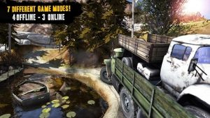 Truck Evolution Offroad 2 MOD APK Truck Driver 2 Unlimited Money 1.0.5