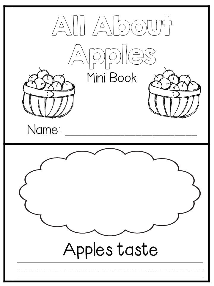 Apple Activities Ideas And Read Alouds
