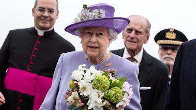 Fülöp herceg, Károly walesi herceg, II. Erzsébet brit királynő, György herceg, Vilmos cambridge-i herceg, Nagy-Britannia, születésnap, Buckingham-palota