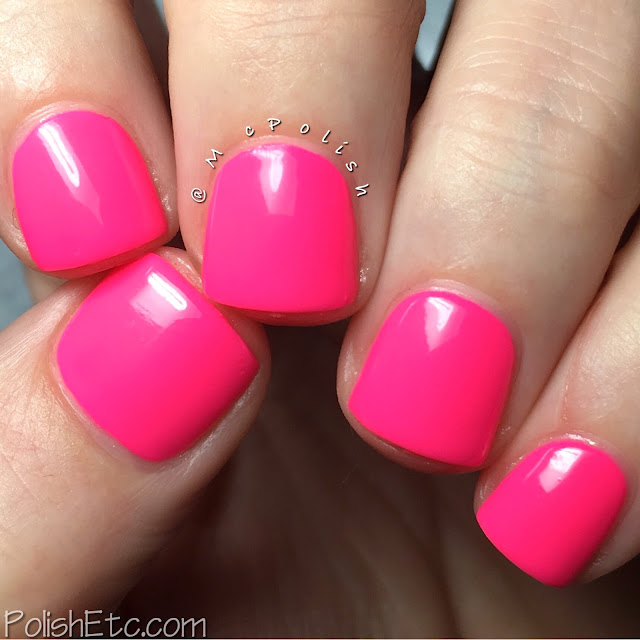 KBShimmer - Summer 2016 Collection - McPolish - How Low Can You Flamingo