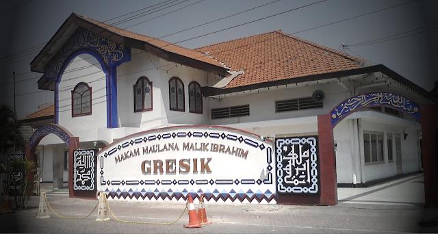 Foto Makam Maulana Malik Ibrahim di Gresik
