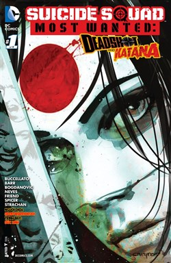 Suicide Squad Most Wanted - Deadshot and Katana
