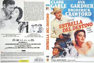 Carátula dvd: Estrella del destino