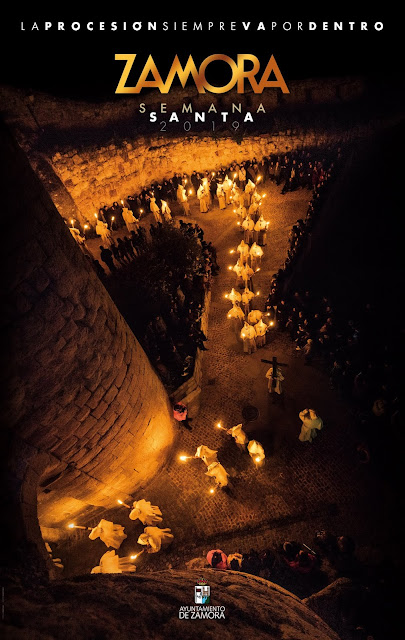 Semana Santa Zamora. Cartel 2019