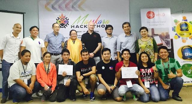 Community Health Apps Shine at 1st Masskara Hackathon