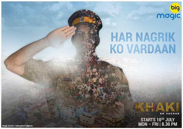 'Khaki Ek Vachan' Big Magic Crime Serial Wiki Cast,Promo,Timing,Title Song