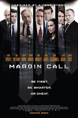 Margin Call Filme - Novo cartaz