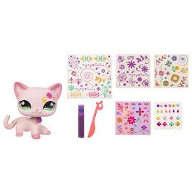 Littlest Pet Shop Deco Pets Cat Shorthair (#No #) Pet