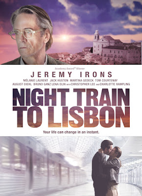 Night Train to Lisbon Poster