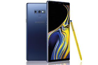 Samsung Galaxy Note 9 best android smartphone 2019