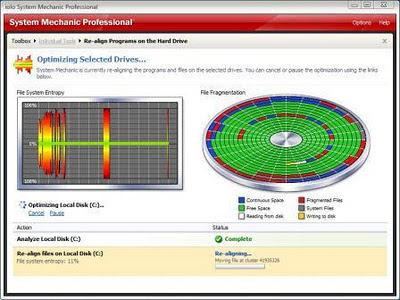 System Mechanic Professional 10.8.3