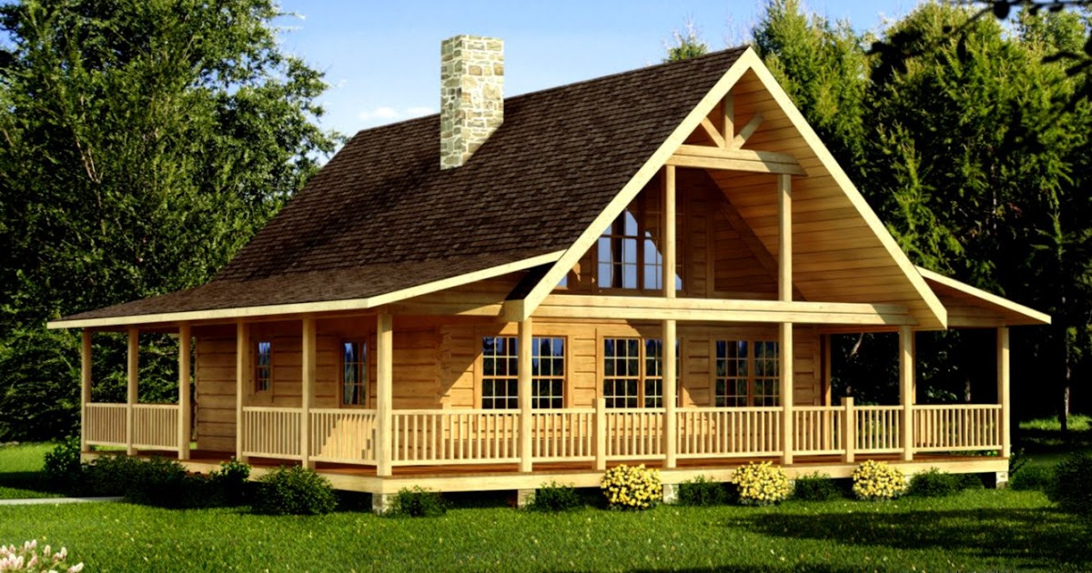 Log Cabin Homes Designs This Wallpapers